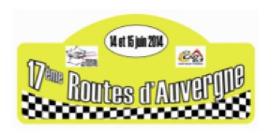 Routes d'Auvergne 2014