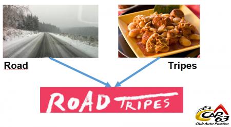 Sortie Road Tripes