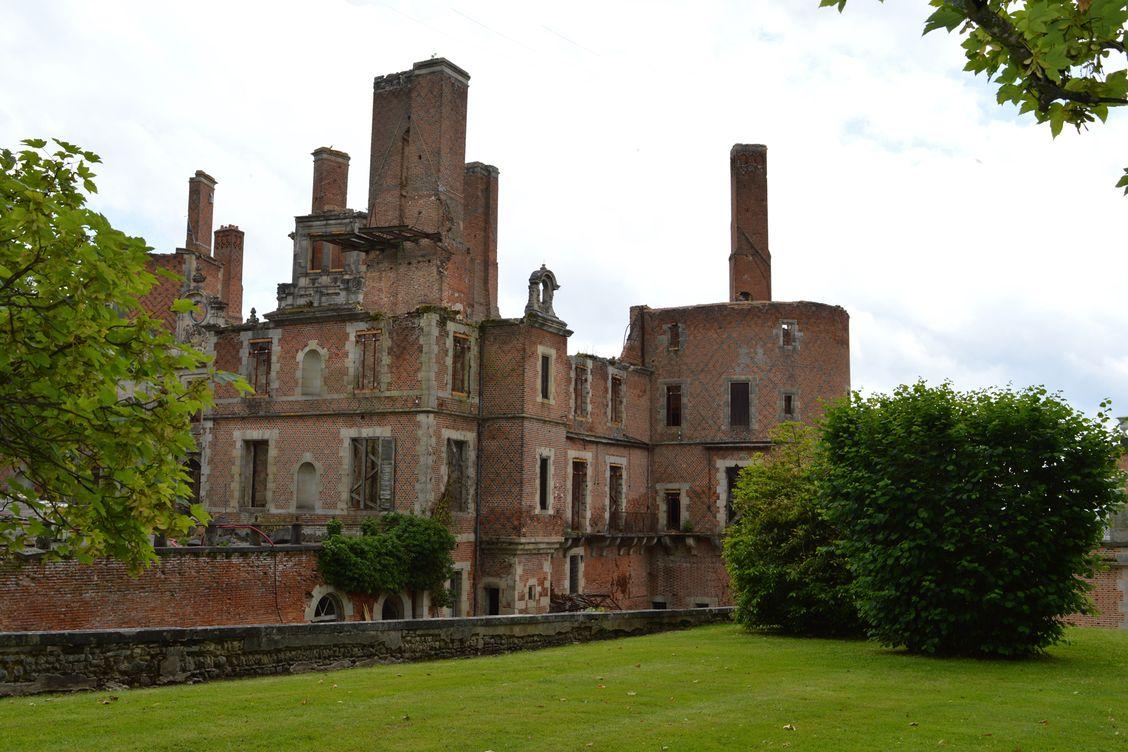 Le domaine Royal de Randan (la visite)