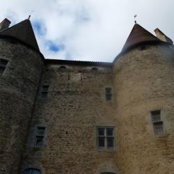 Le château de Lespinasse