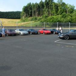 C'était la journée Porsche,